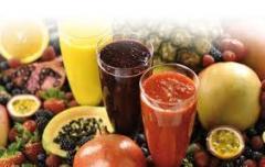 Fruit drink vegetable