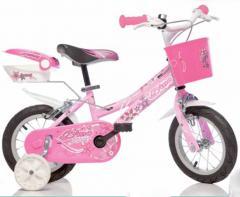 Детский велосипед Dino Bikes Barbie