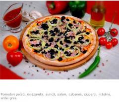 Pizza in Chisinau with delivery