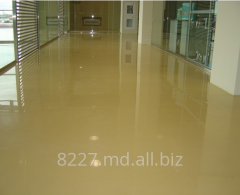 Epoxy polymeric floors in Moldova
