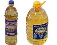 Масло подсолнечное бутилированное Floris