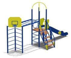 Комплексы спортивно-игровые детские
