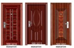 Doors are entrance
