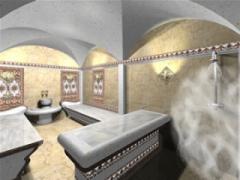 Турецкие бани хаммам в Молдове
