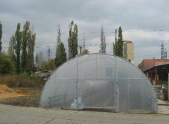 Systems of heating for greenhouses