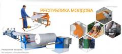 Extruded expanded polystyrene in Moldova