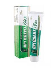 Argodent Hvoya toothpaste