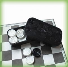 Sets for game in checkers