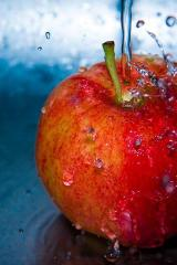 Simirenko's apples in Moldova