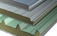Thermopanels (sandwich panel)