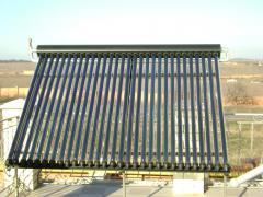 Установки солнечные водонагревательные