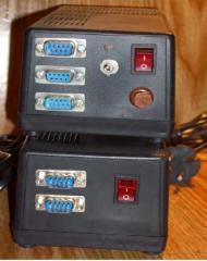 Узел оптической развязки М404
