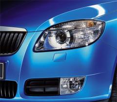 Automotive head lamps