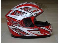 Шлемы мотоциклиста
