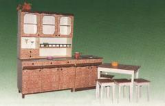 """Kitchen of """"Crizantema"""