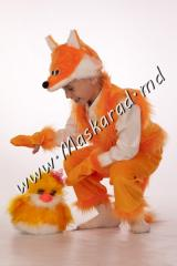"Carnival costume ""Young fox"