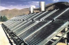 Горячее водоснабжение и отопление промышленных