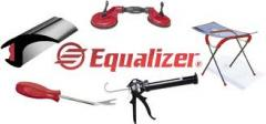 The tool for replacement and repair of Equalizer