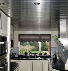 Алюминиевые и металлические подвесные потолки в Кишиневе