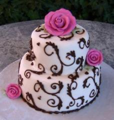 Торты свадебные  в Кишиневе