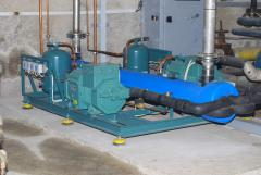 Чиллеры, водо-охлаждающие установки