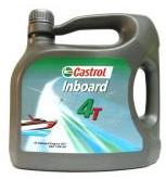 Масло для водной техники Castrol Inboard 4T 15W-40