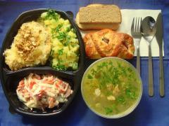 Обеды комплексные в DIVA Banquet House