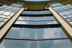 Фасадные системы из стекла