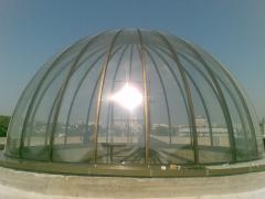 Dome for pavilions