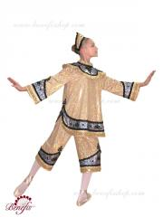 Chinese woman costume P 0215