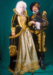 Пошив и прокат театральных и танцевальных костюмов