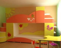 Мебель детская на заказ Кишинев