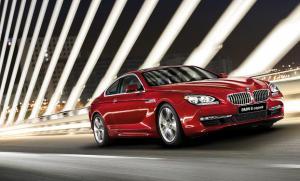BMW 6 серии Купе
