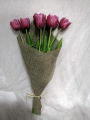 Bouquets from tulips. Delivery across Chisinau and