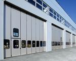 Gate industrial from Cvantid SRL