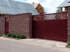 Gate retractable from Cvantid SRL