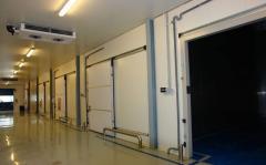 Constructie depozite frigorifice