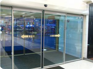 Automatic doors of DORMA ES200 Easy