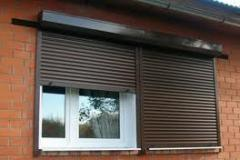 Rolling shutters protective from Cvantid SRL