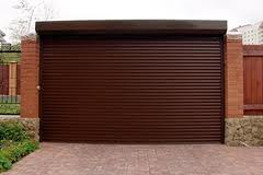 Rolling shutters for garage from Cvantid SRL