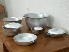 Ware aluminum