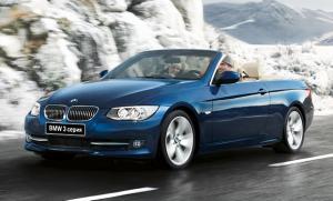 BMW 3 серии Кабриолет