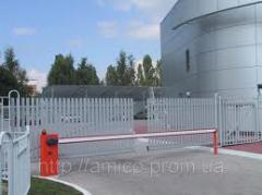 Automatic barrier from Cvantid SRL