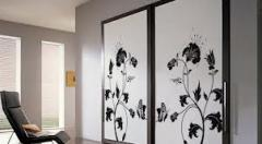Sliding wardrobes by individual orders from