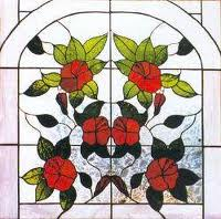 Tiffany's stained-glass windows from Vornicel
