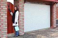 Gate garage rolletny from Cvantid SRL