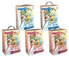 Вина Cascad Vin в упаковке Bag in box