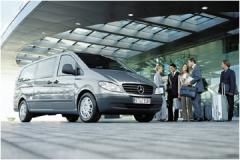 Автобусы товарные Mercedes-Benz Vito