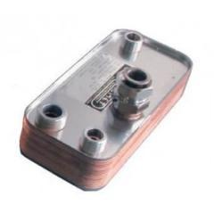 Solder ZB195 heat exchangers