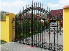 Gate design in Chisina